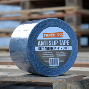 for 4 Inch x 30 Foot Best Grip Tape King Anti Slip Traction Tape Friction
