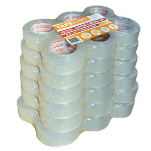 Tape King™ Packing Tape - 2.7mil Thick x 110yd - 36 Pack Case