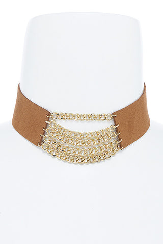 Camel Chain Necklace