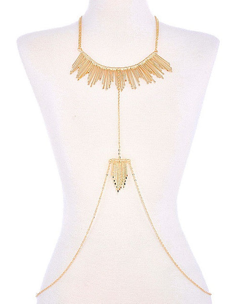 Fringe Body Chain
