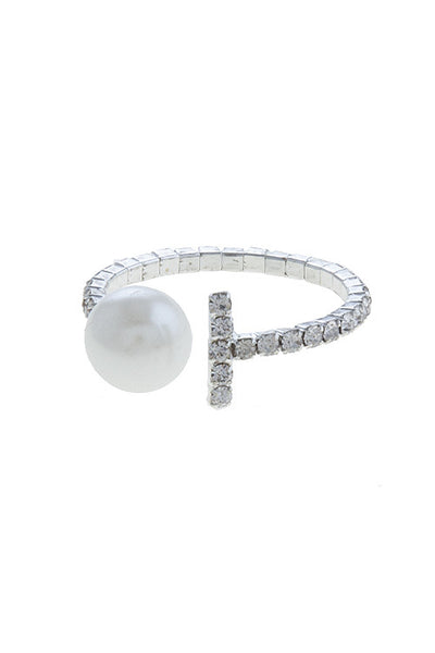 Pearl Wrap Around Ring