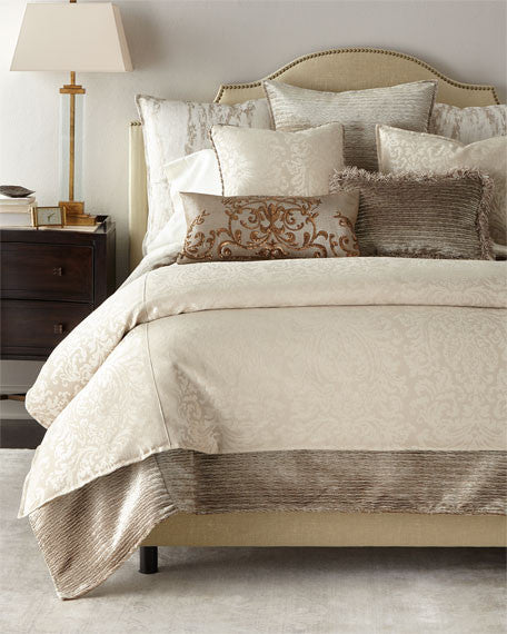 Isabella Collection by Kathy Fielder King Ranier Duvet Cover