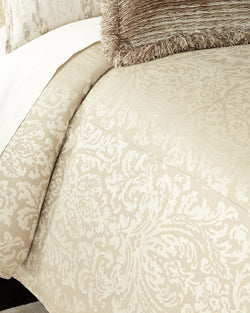 Isabella Collection by Kathy Fielder Queen Ranier Duvet Cover