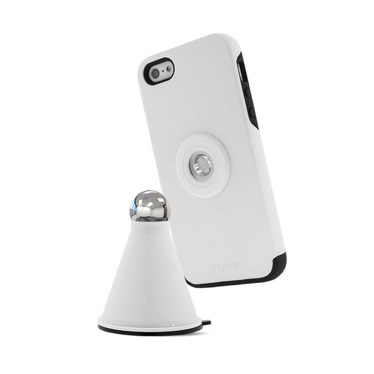 MyMe Unity System para Iphone 5, 5s / Blanco