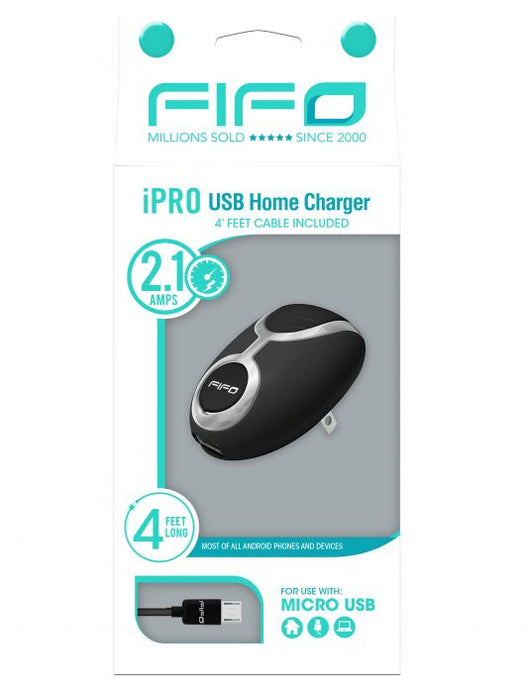 iPRO USB HOME CHARGER