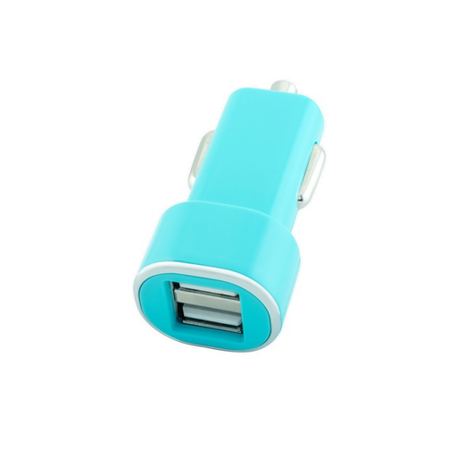 CARGADOR DOBLE USB CARRO