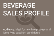 Beverage Sales Profile