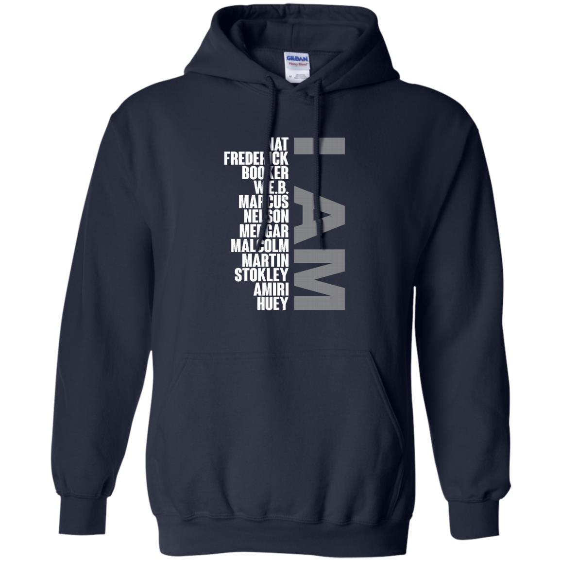 Black Lives Matter T shirts I Am Black Man Hoodies Sweatshirts