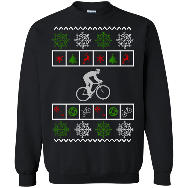 Christmas Ugly Sweater Best Cycling Ugly Christmas Sweater Hoodies Sweatshirts
