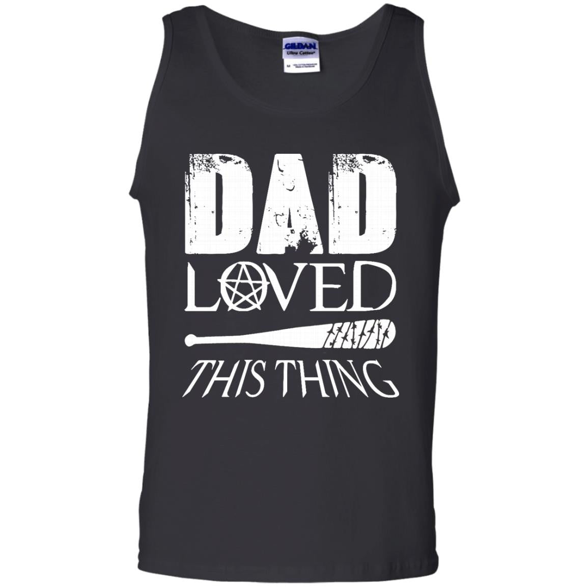 Father 39 s day supernatural walking dead t shirts dad loved T shirts for dad