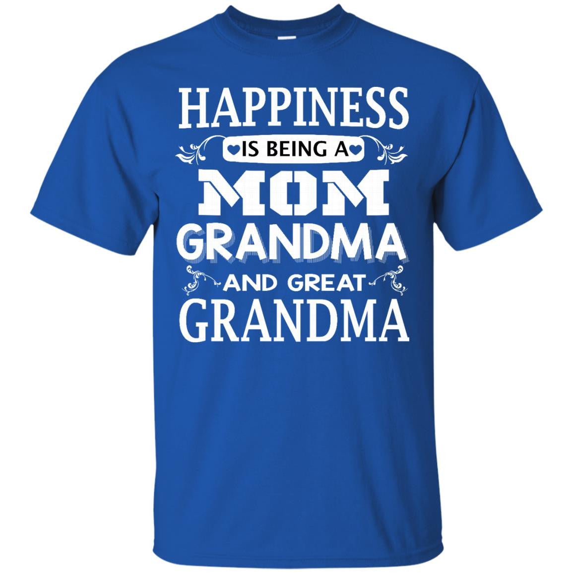 Mother 39 s day gift t shirts happiness is being a mom for Pitbull mom af shirt