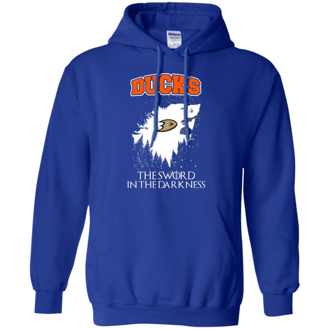 Anaheim Ducks Game Of Thrones T shirts The Sword In The Darkness Hoodies Sweatshirts