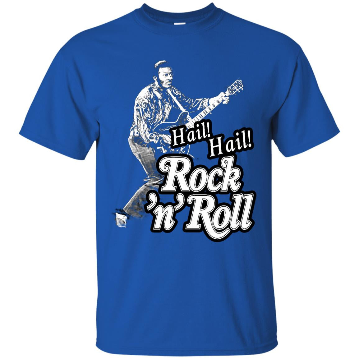 Chuck Berry Shirts Rock And Roll Tshirts Hoodies
