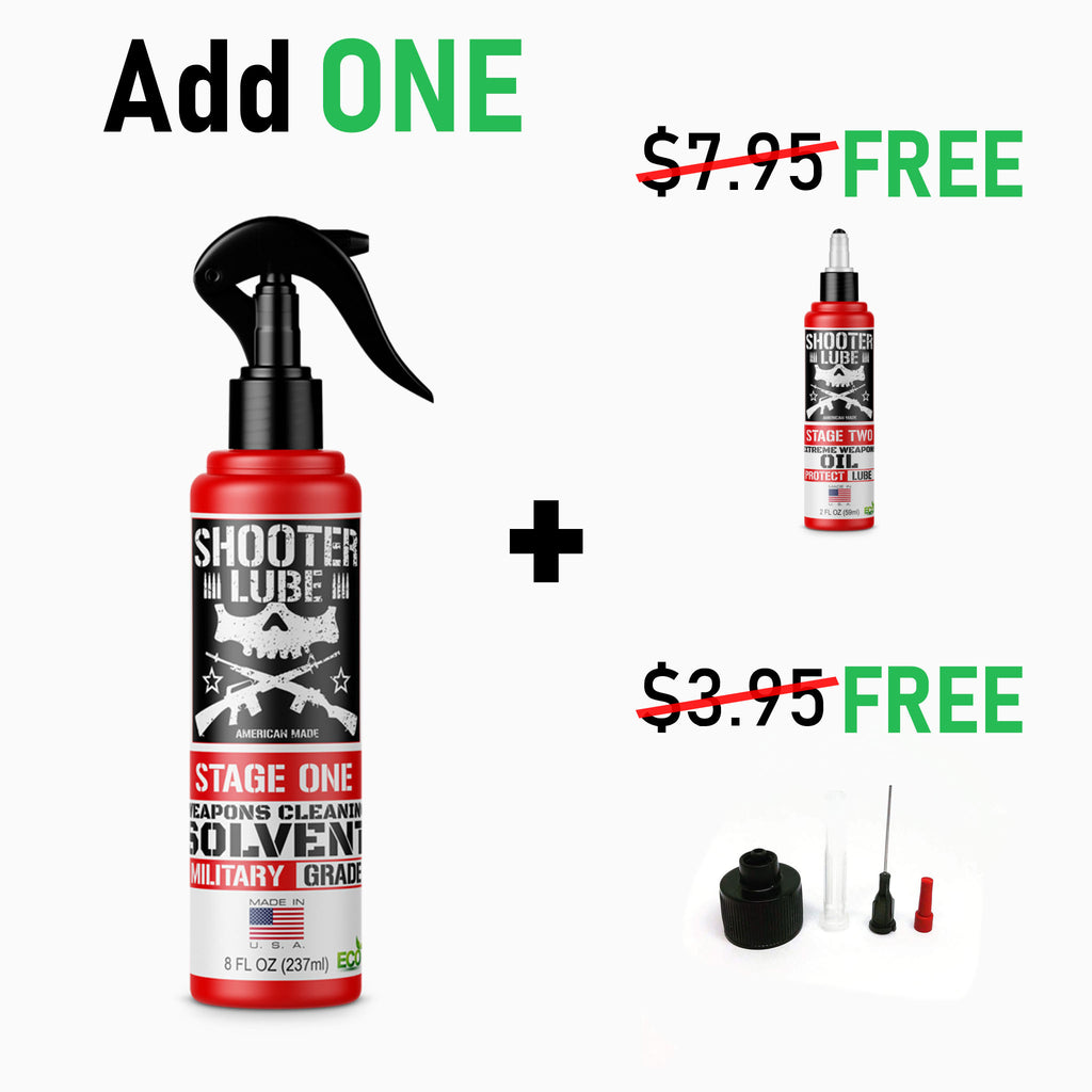Discount Bulk Solvent + Free Oil and Needle Applicator