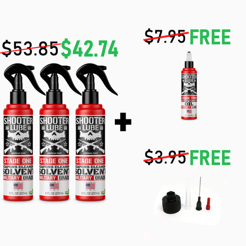 Image of Discount Bulk Solvent + Free Oil and Needle Applicator