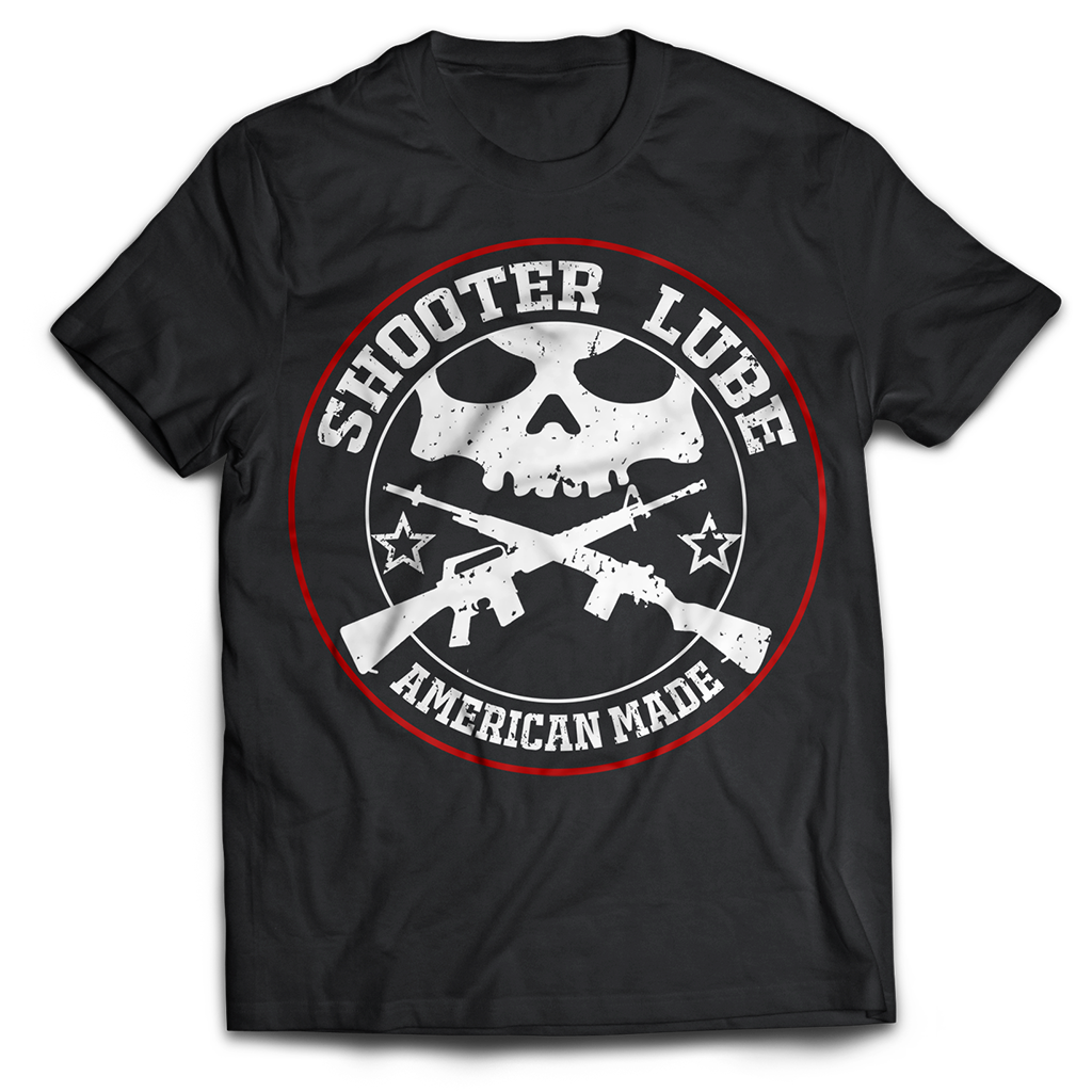 Official Shooter Lube Shirt