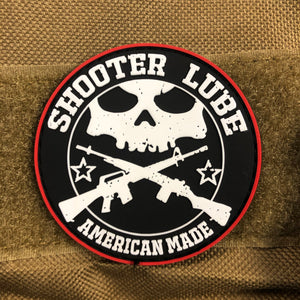 Official Shooter Lube Patch