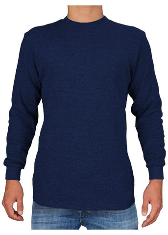 Mens Heavy Thermal - Navy