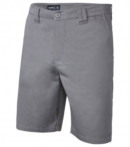 Stretch Short Grey