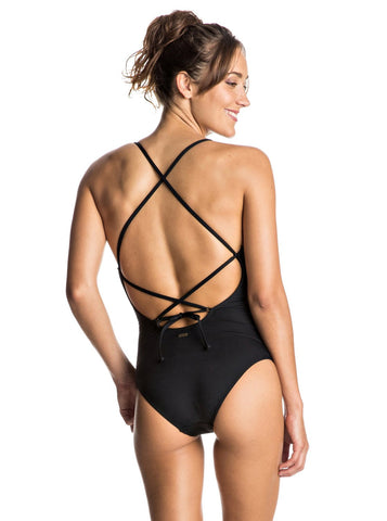 Crisscross One Piece