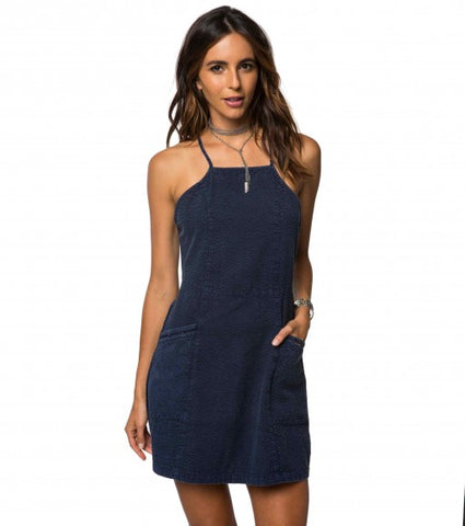 Esme Blue Dress