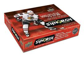 2019-20 Upper Deck Synergy Hockey 10-Box Inner Case
