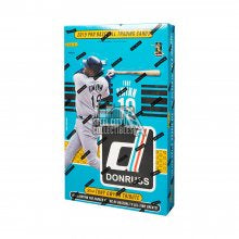 2015 Donruss Baseball Hobby Box