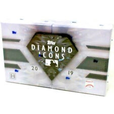 2019 Topps Diamond Icons Baseball Box