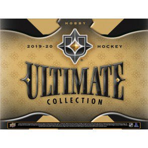 2019-20 Upper Deck Ultimate Collection Hockey Box