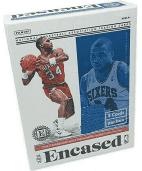 2018-19 Panini Encased Basketball Box