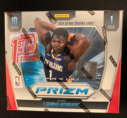 2019-20 Panini Prizm Basketball FOTL Box
