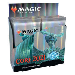 Magic The Gathering Core Set 2021 Collectors Edition Booster Box