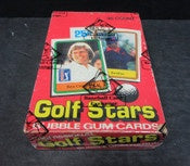 1981 Donruss Golf Box (BBCE Wrapped)