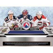 2019-20 Upper Deck AHL Hockey Hobby Box