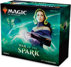 Magic The Gathering War of the Spark Bundle Box