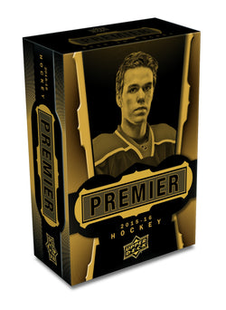 2015-16 Upper Deck Premier Hockey Box