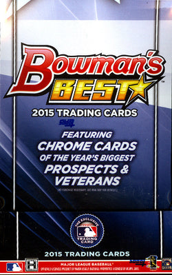 2015 Bowmans Best Baseball Box