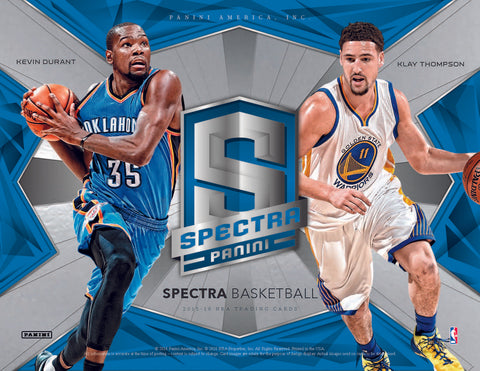 2015-16 Panini Spectra Basketball Box
