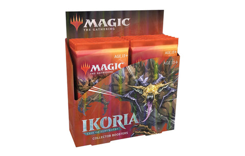 Magic The Gathering Ikoria: Lair of Behemoths Collectors Edition Booster Box