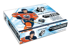 2018-19 Upper Deck SPX Hockey 20-box Master Case