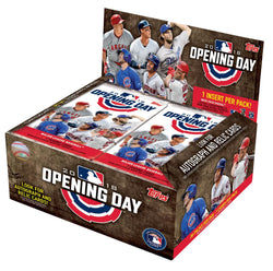 2018 Topps Opening Day Baseball Box