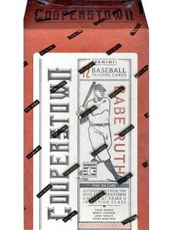 2015 Panini Cooperstown Baseball Box