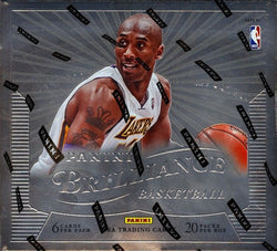 2012-13 Panini Brilliance Basketball Box