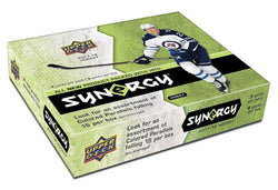 2017-18 Upper Deck Synergy Hockey Box