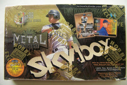 1998 Skybox Metal Universe Baseball Retail Box