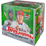 2019 Topps Baseball Series 2 Jumbo 6-Box Case