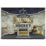 2019-20 Leaf Lumber Kings Hockey Hobby Box