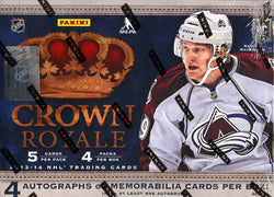 2013-14 Panini Crown Royale Hockey Box