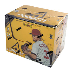 2013 Panini Pinnacle Baseball Box