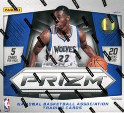 2014-15 Panini Prizm Basketball Case